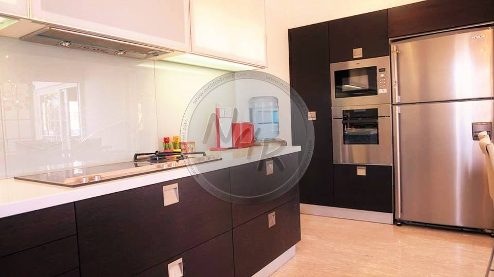 4 Bedroom 2 Level Furnished Apartment For Rent in Engomi