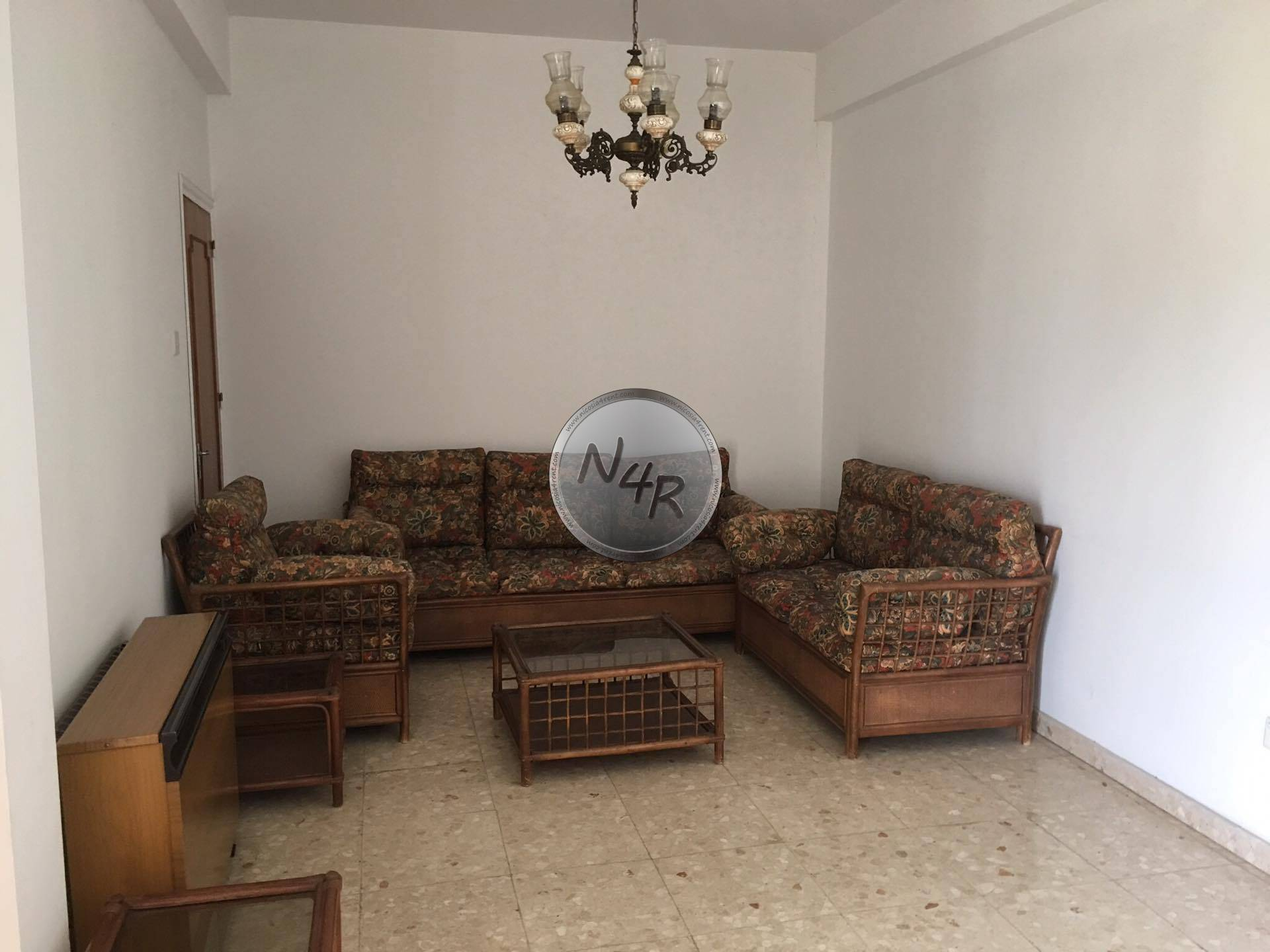 3 Bedroom Semi Furnished Apartment For Rent In Palouriotissa