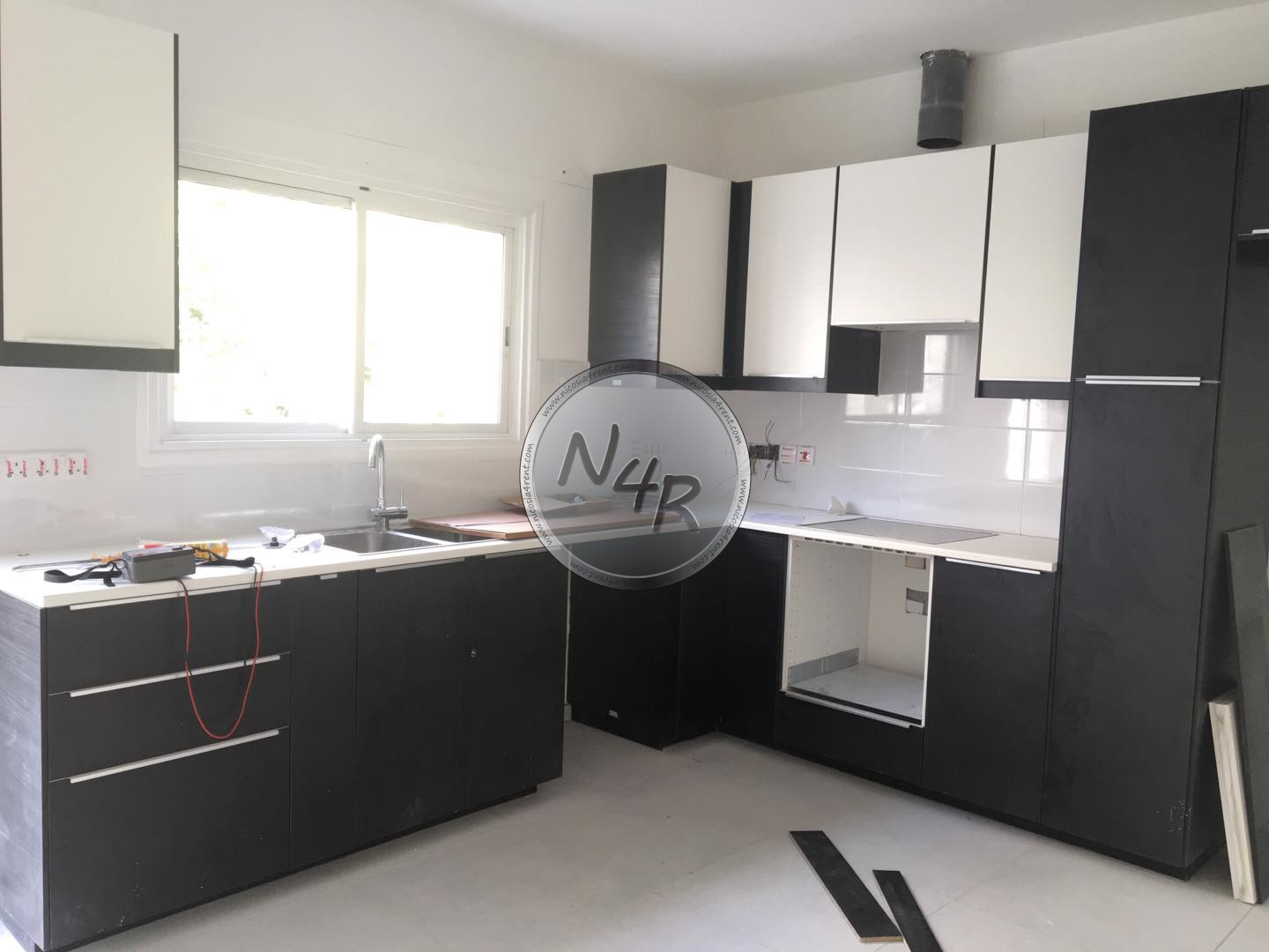 3 Bedroom Nicosia City Centre Apartment For Rent